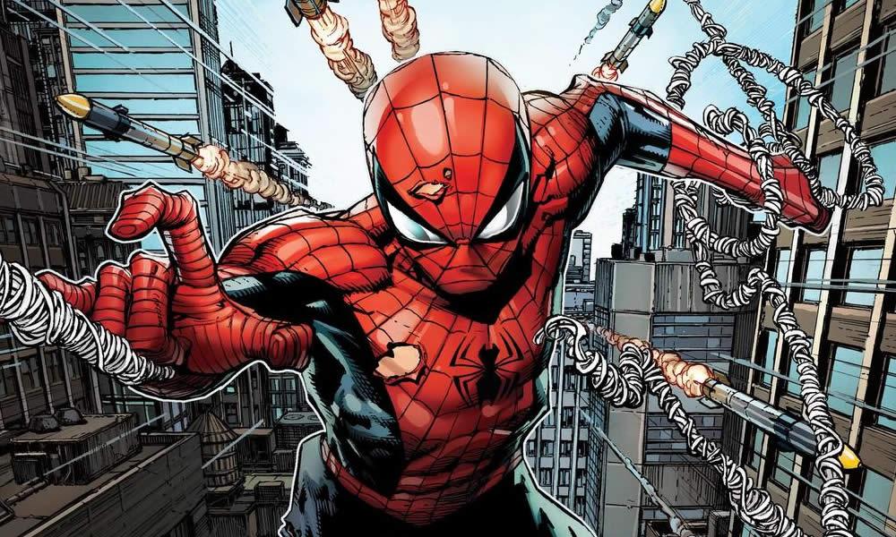Un nuovo fumetto per Spider-Man thumbnail