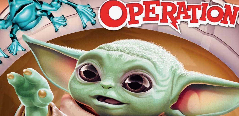 Arriva l'Allegro Chirurgo a tema Baby Yoda! thumbnail