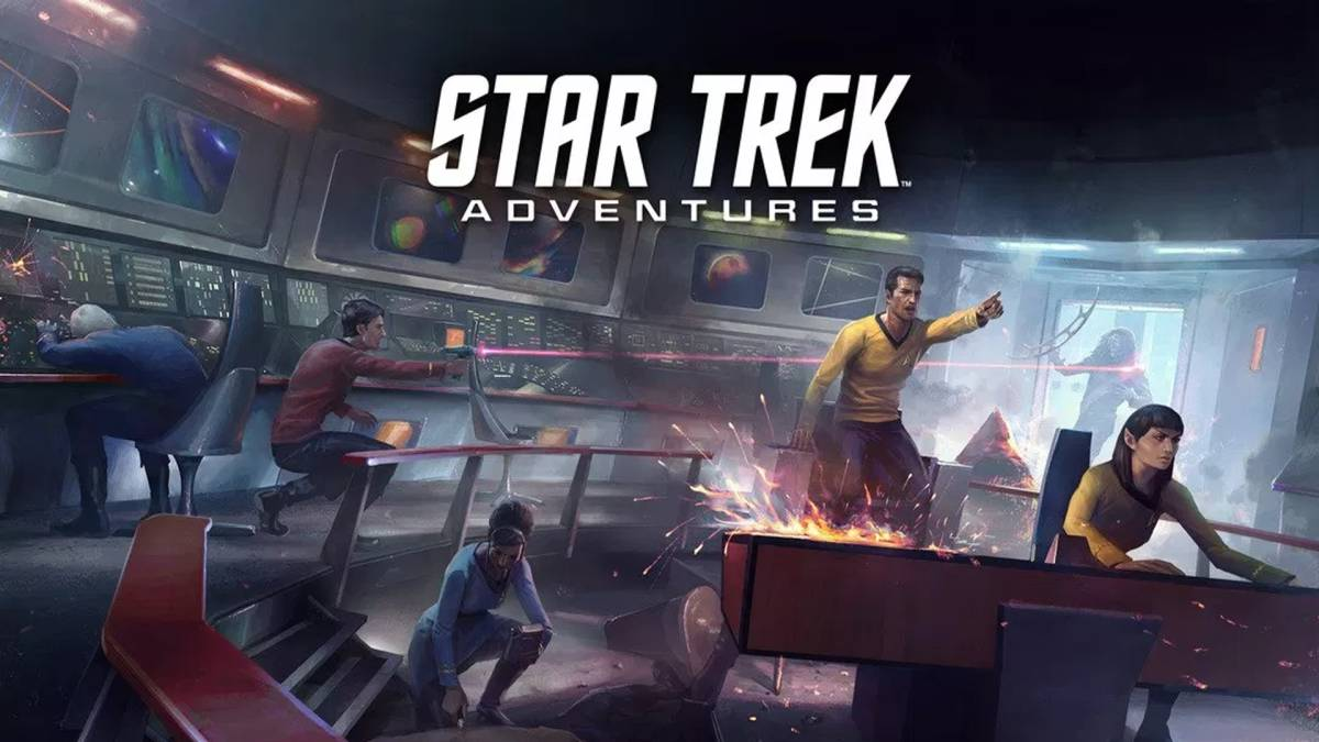 Star Trek Adventures: Quadrante Gamma è ora disponibile thumbnail