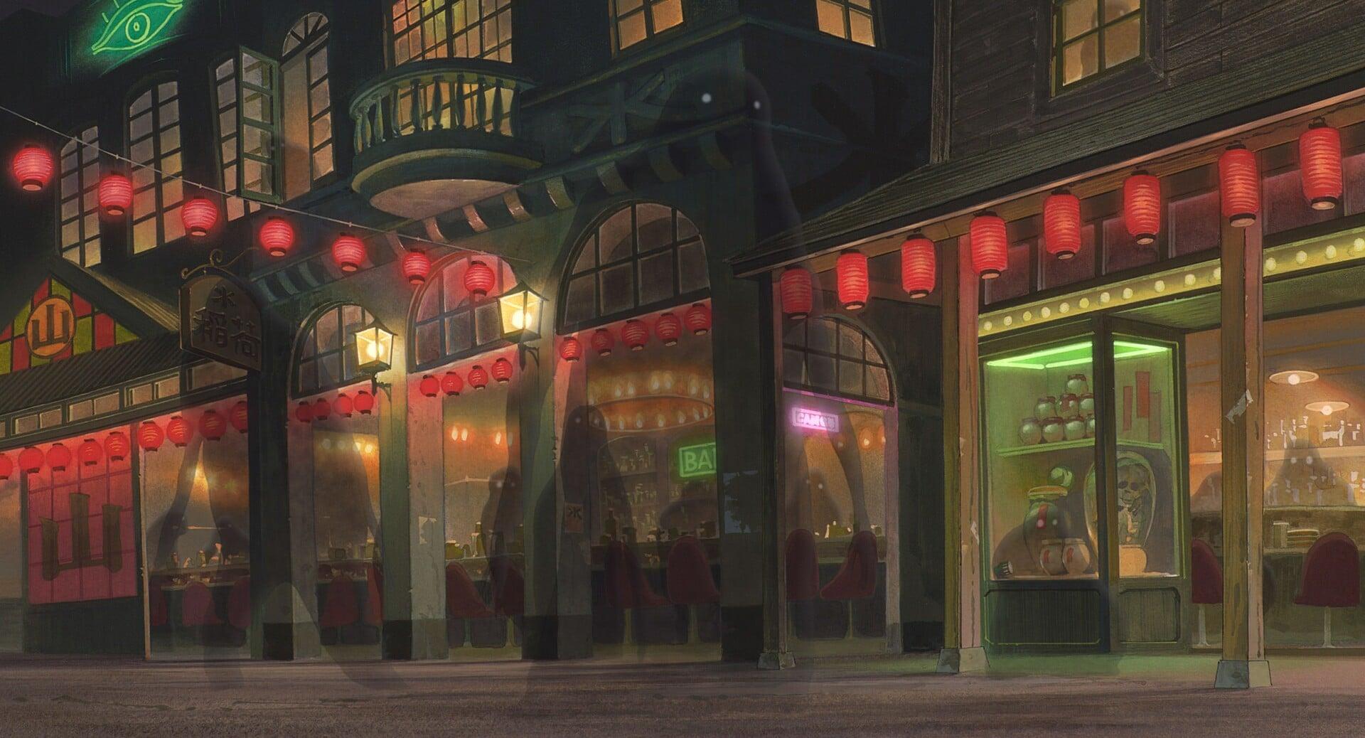 Nuove immagini dal nuovo parco dello Studio Ghibli thumbnail