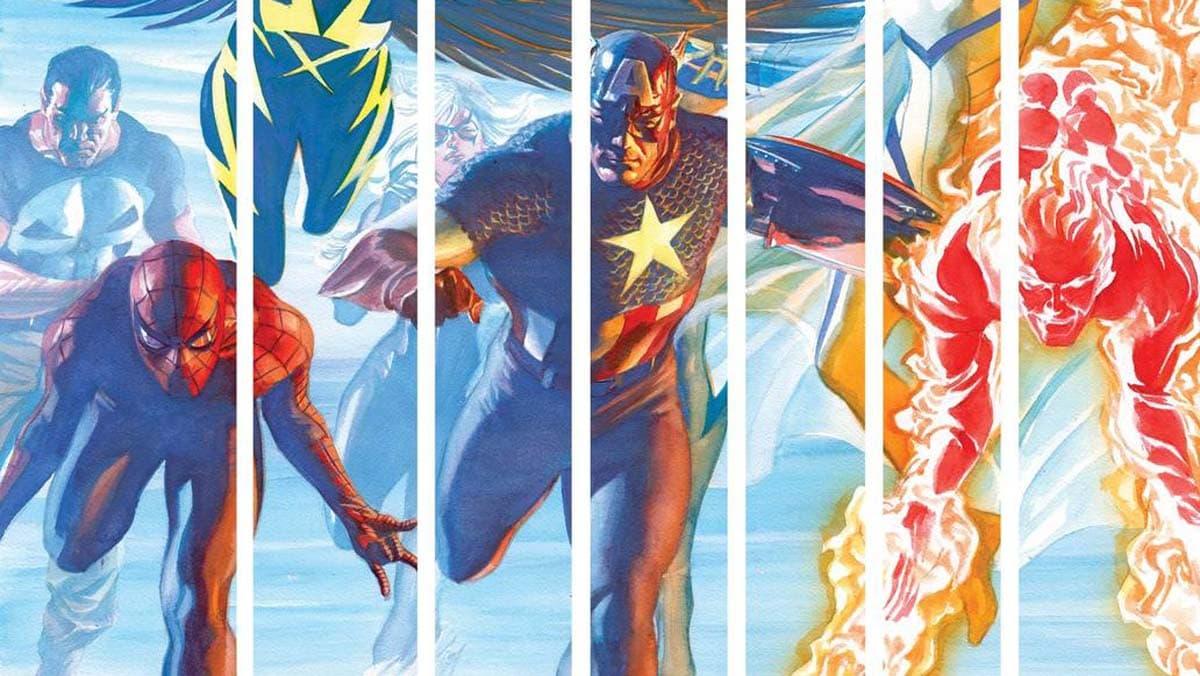 The Marvels: un nuovo fumetto con tutti i personaggi thumbnail