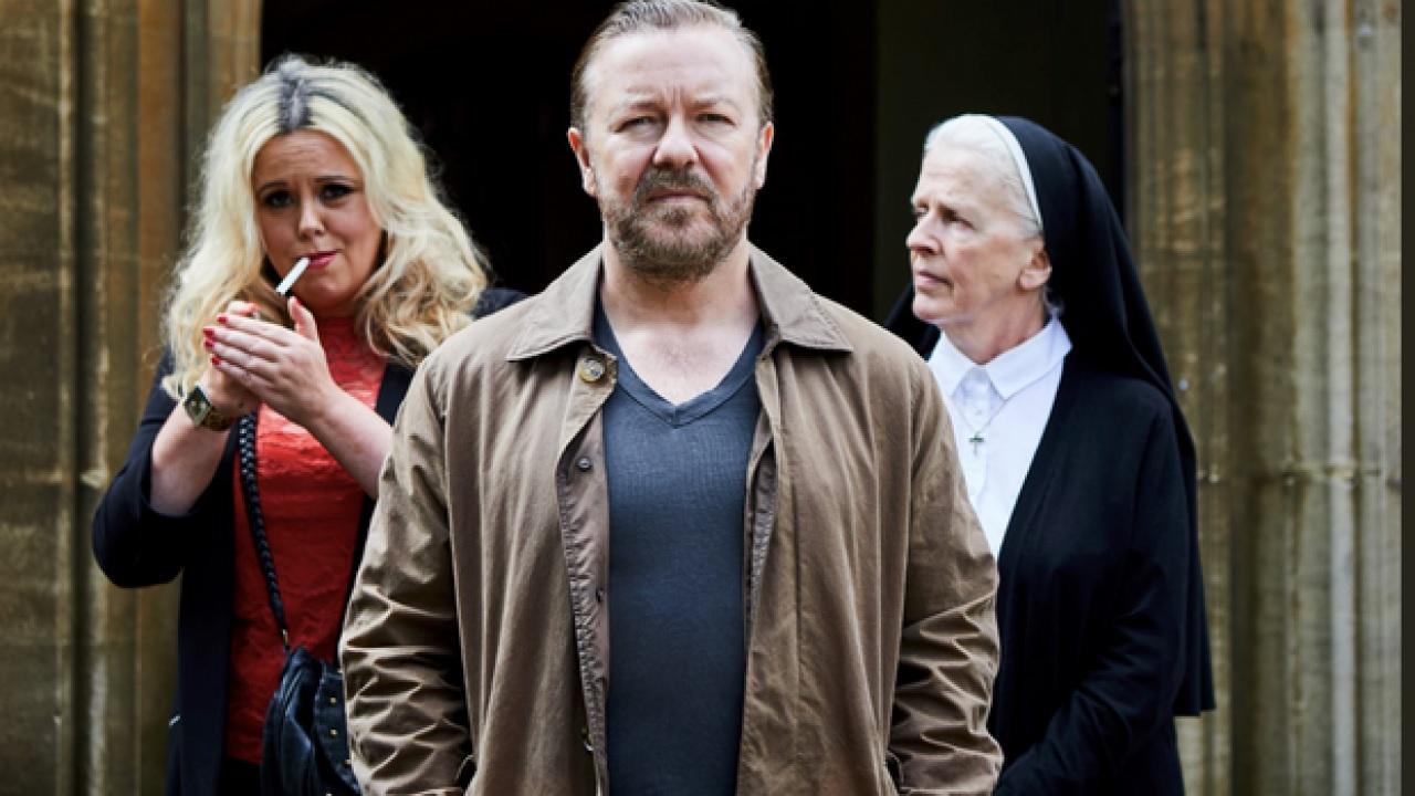 After Life, confermata la stagione 2 dello show di Ricky Gervais thumbnail