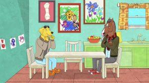 bojack horseman crossover