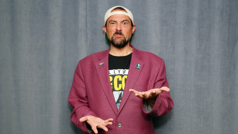 I Simpson: Kevin Smith interpreterà se stesso thumbnail