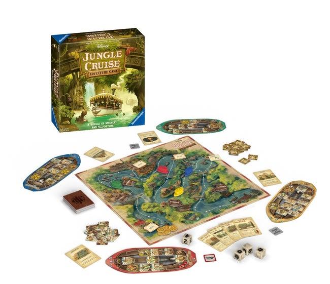 jungle cruise gioco da tavolo disney