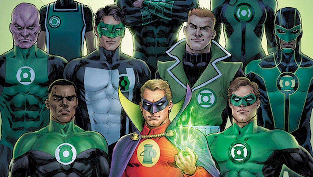 Lanterna Verde compie 80 anni e arriva un volume celebrativo! thumbnail