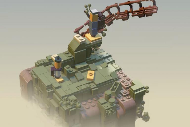 LEGO vorrebbe produrre videogiochi più artistici thumbnail