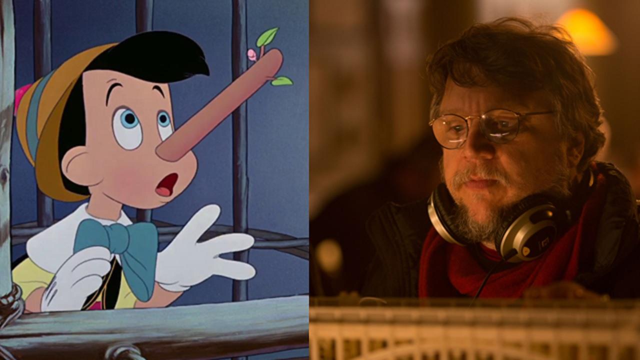 Pinocchio di Guillermo del Toro: svelato il cast thumbnail