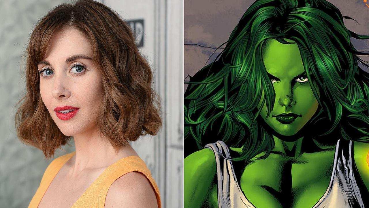She-Hulk: la protagonista sarà un'attrice simile ad Alison Brie? thumbnail