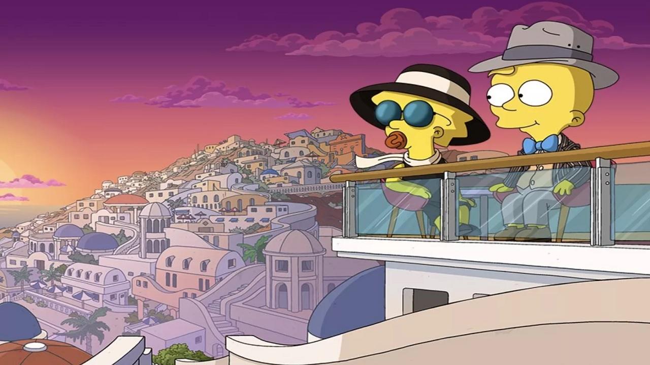 Un corto dei Simpson debutterà prima di Onward - Oltre la Magia thumbnail