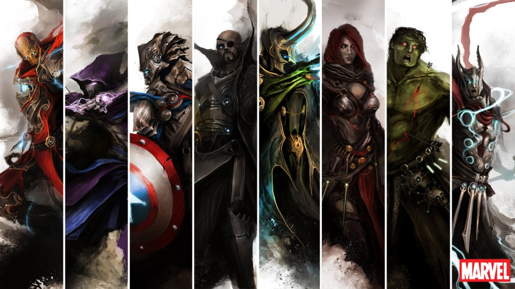 Dungeons and Dragons giocato dal cast di Avengers: come ci immaginiamo il party! thumbnail