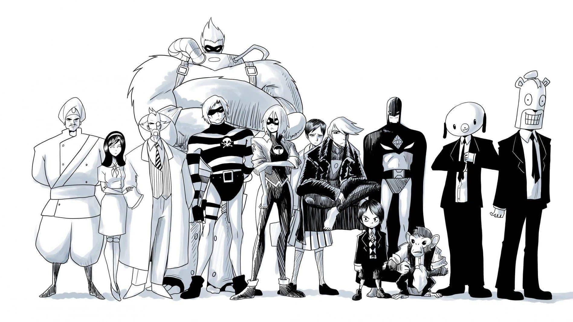 Umbrella Academy, Dark Horse annuncia una serie prequel su Klaus thumbnail