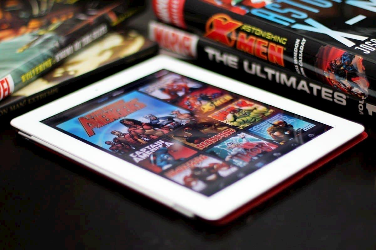 Dove si possono leggere fumetti online? thumbnail