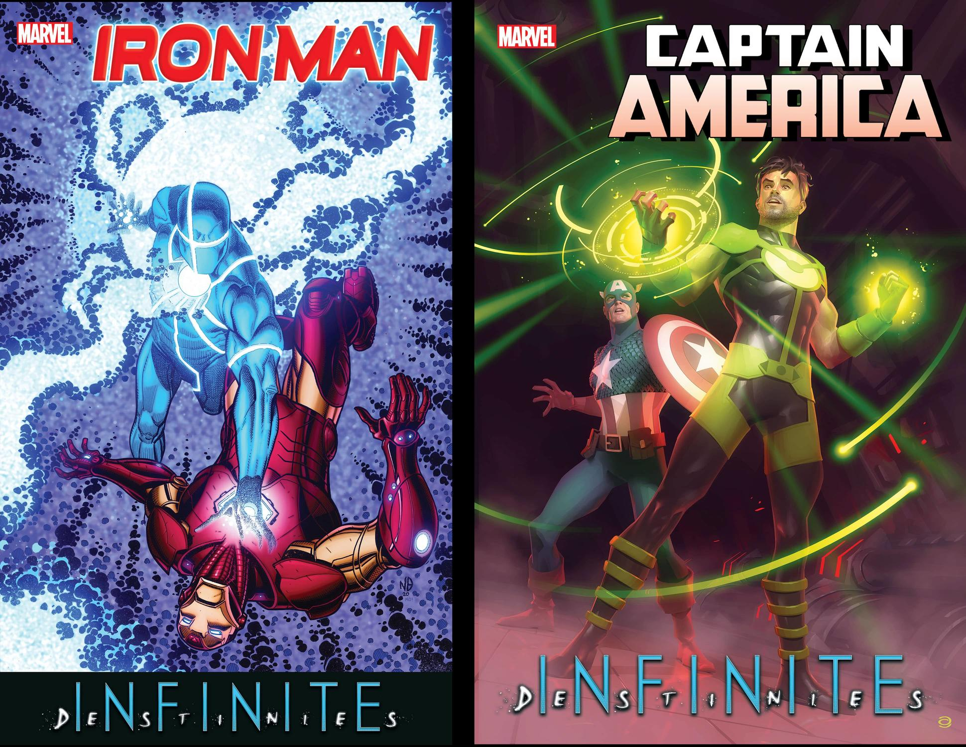 Nuovo evento a fumetti della Marvel thumbnail