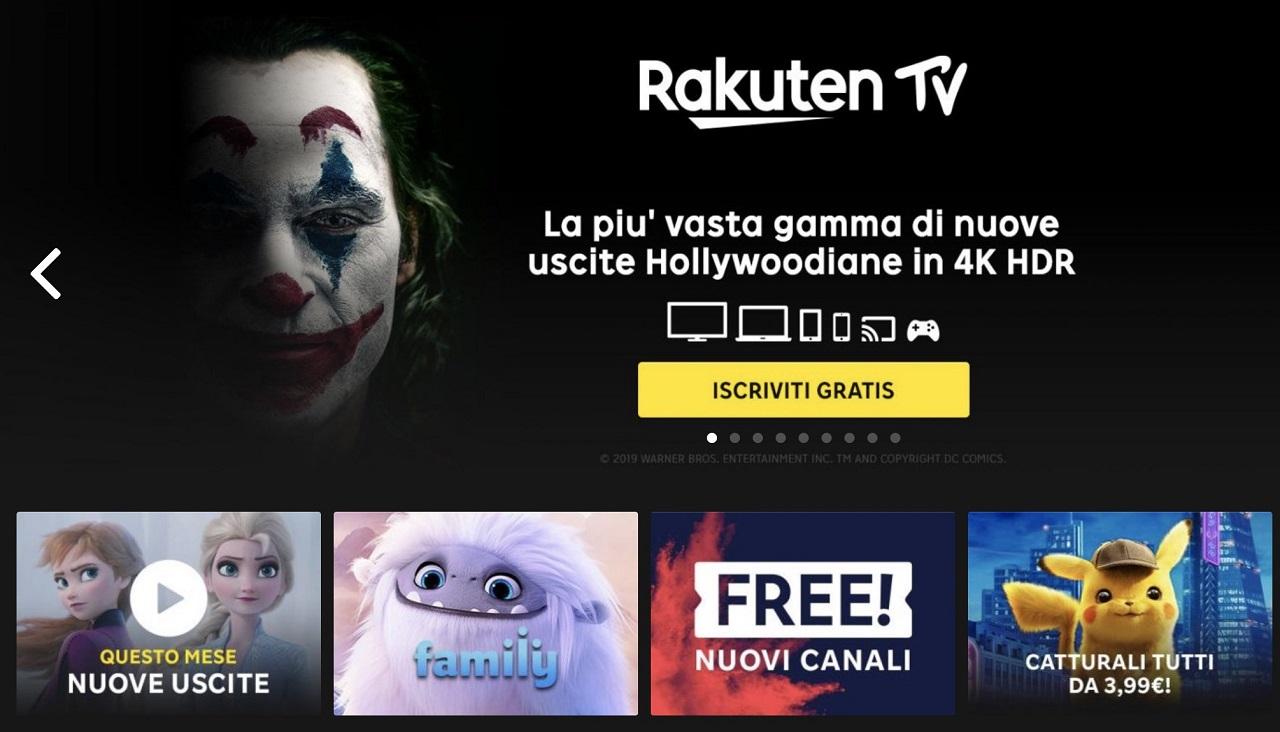 Rakuten TV e Kia per la solidarietà digitale: 3 film gratis agli italiani thumbnail