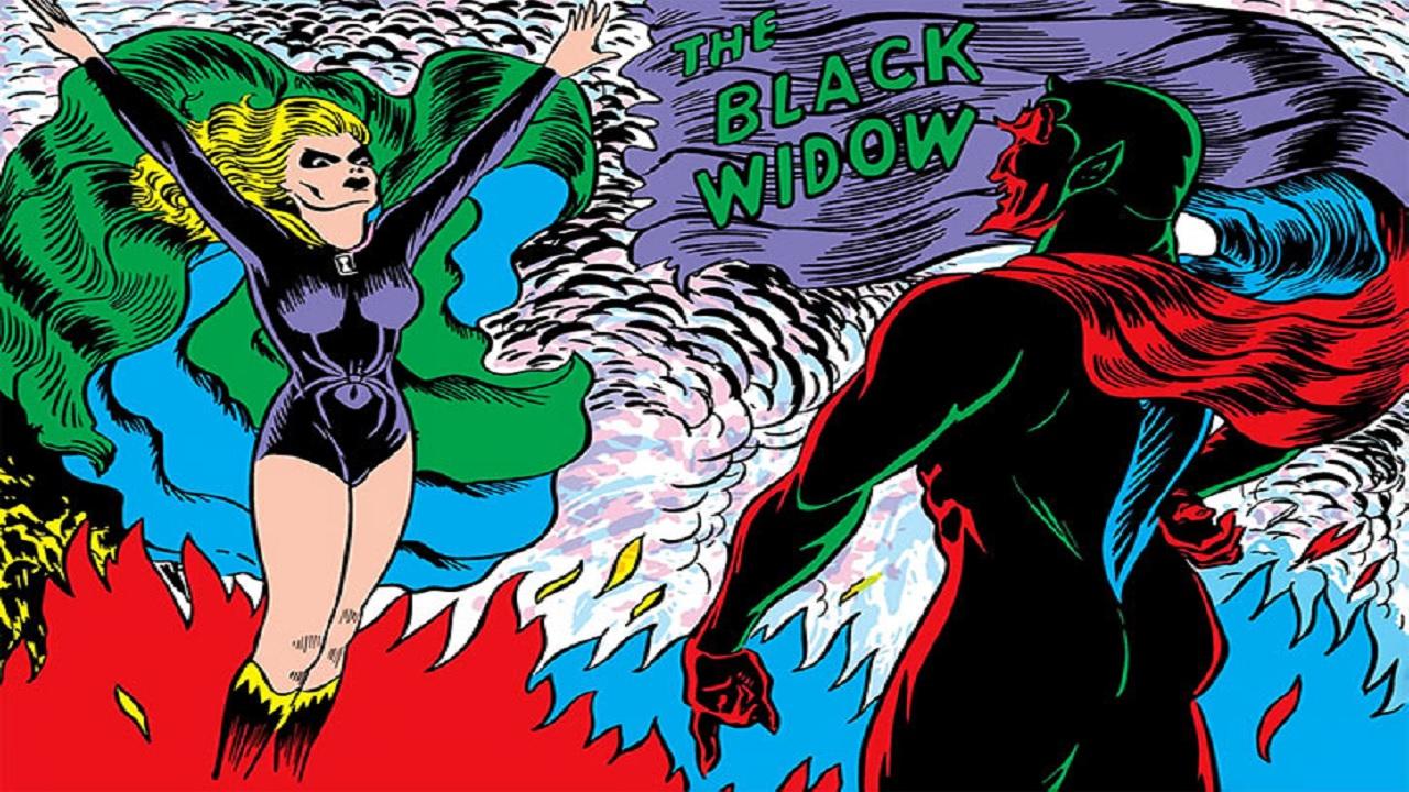 Claire Voyant, la storia della prima Vedova Nera Marvel thumbnail