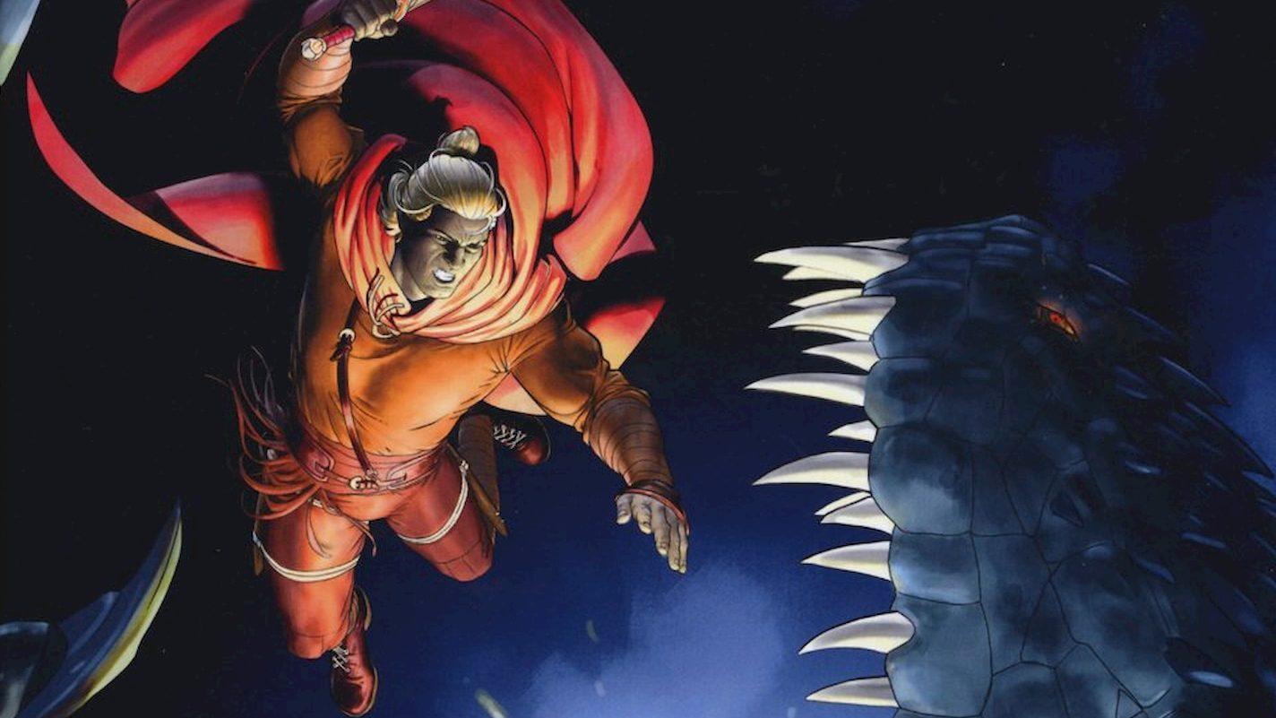 Dragonero diventa una serie animata thumbnail