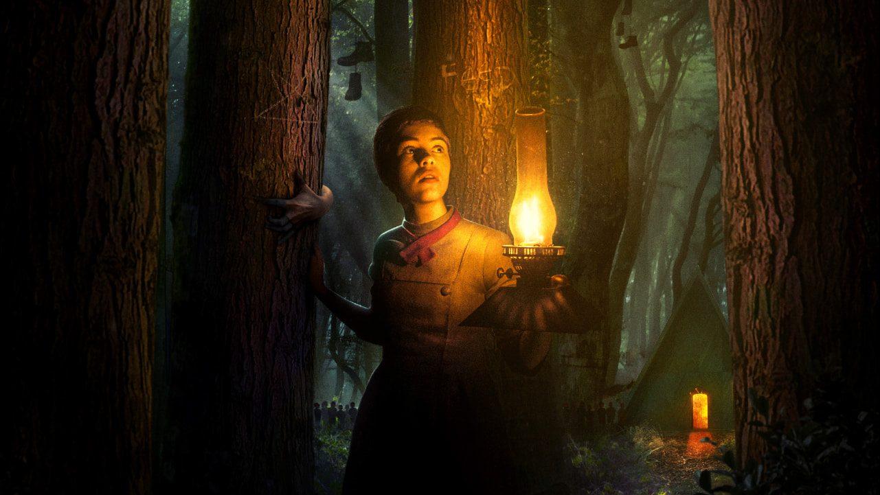 Onilne il poster italiano di Gretel e Hansel thumbnail