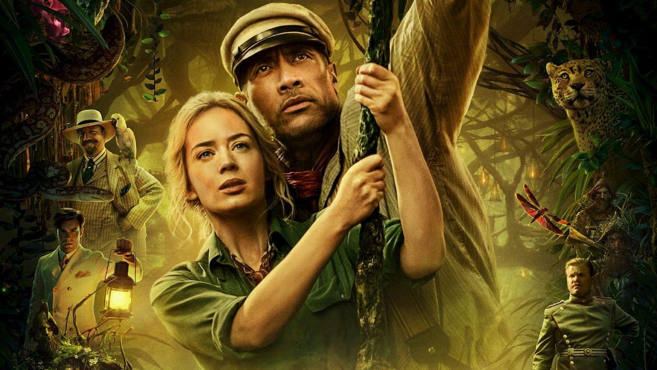 Jungle Cruise si mostra in un nuovo trailer thumbnail