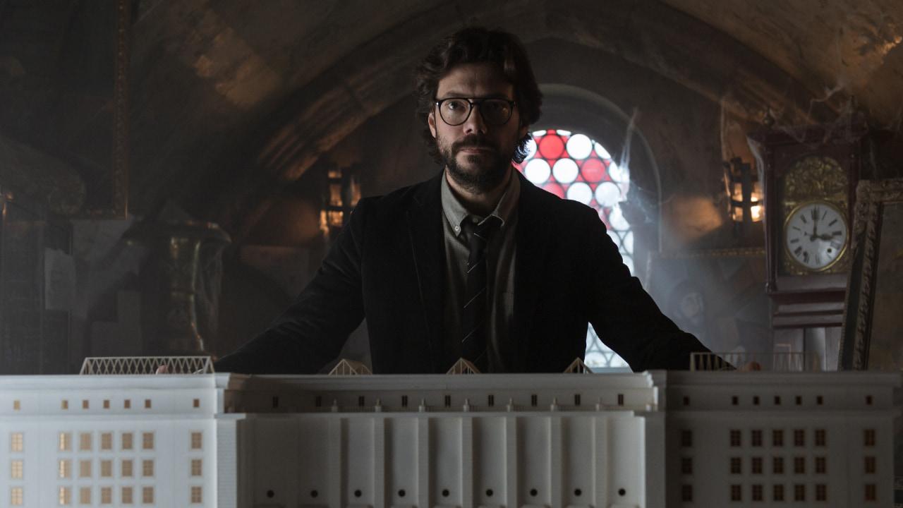 La Casa di Carta 4 si mostra nel primo trailer ufficiale thumbnail