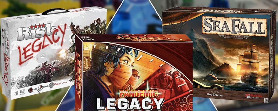 Legacy: un gioco usa e getta thumbnail