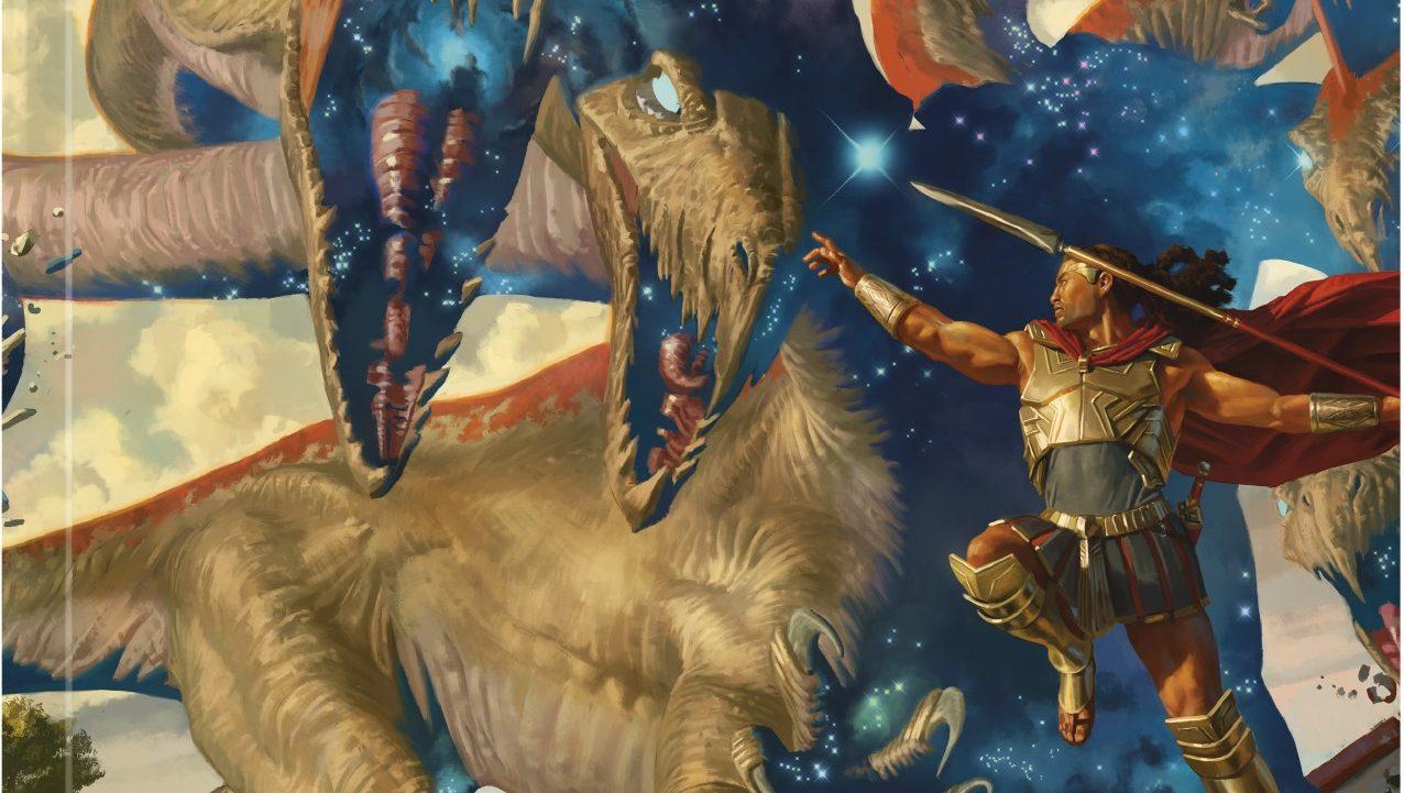 Annunciato il nuovo manuale di D&D a tema Magic: the Gathering thumbnail