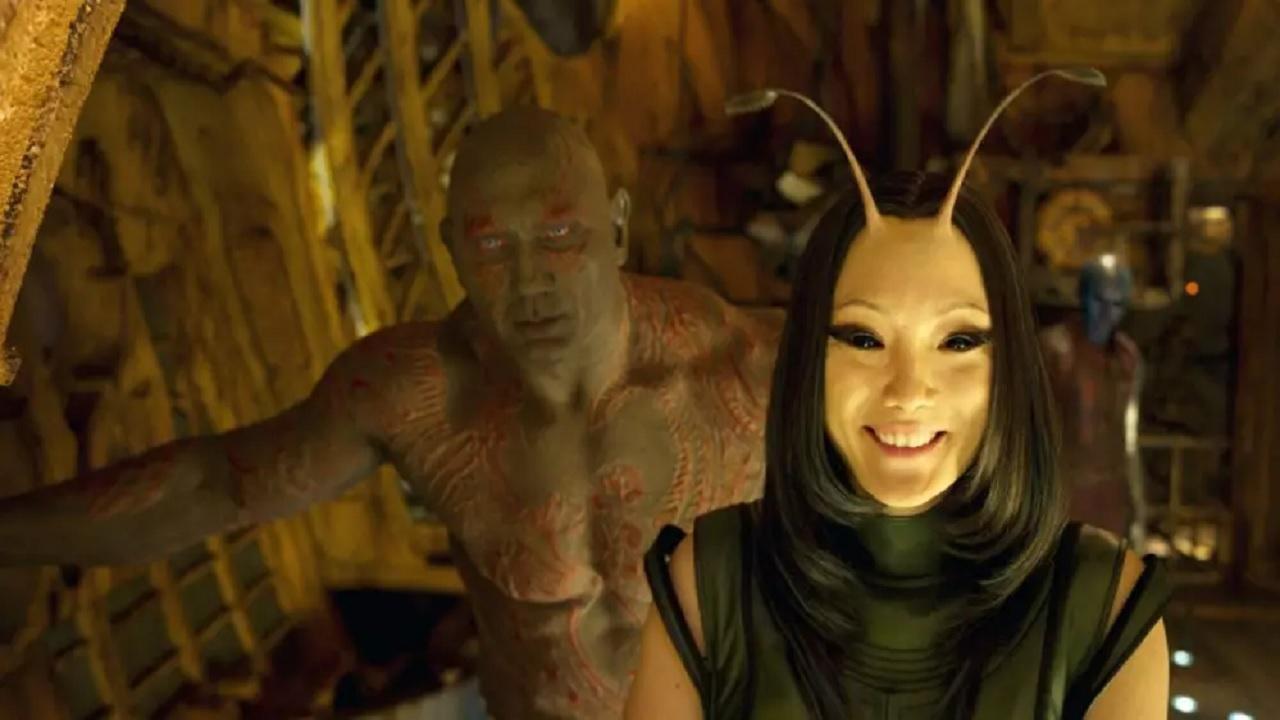 Potrebbe arrivare un film su Mantis e Drax? thumbnail