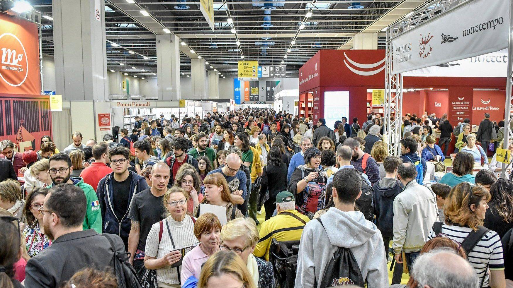 Anche il Salone del Libro di Torino è rinviato thumbnail