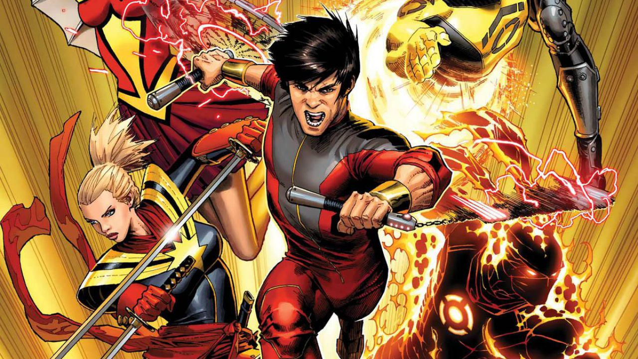 Shang-Chi: trapela un video dal set del film thumbnail