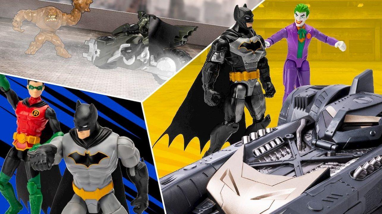 Spin Master lancia una nuova linea di prodotti su Batman thumbnail