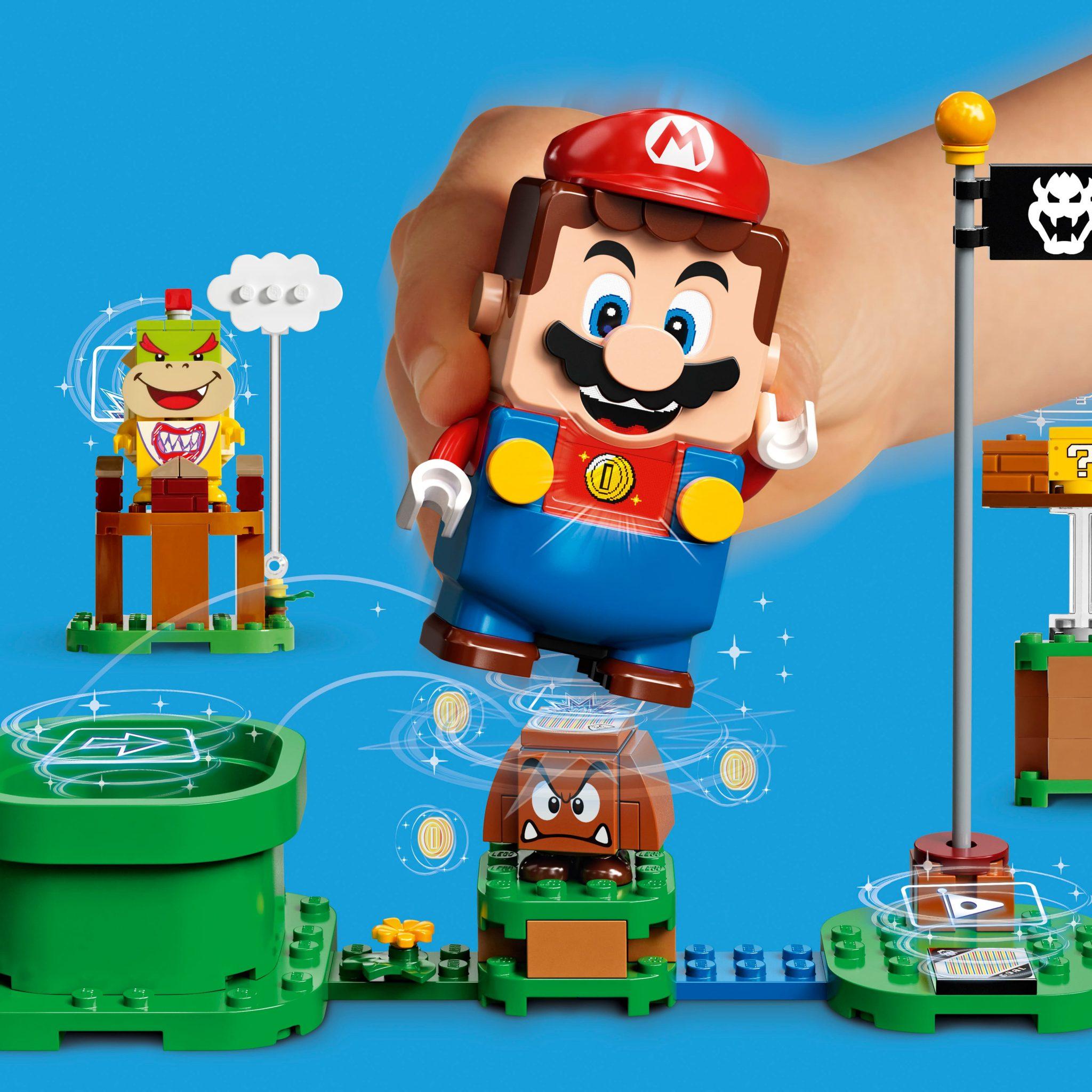 La linea LEGO Super Mario arriverà entro l'anno thumbnail