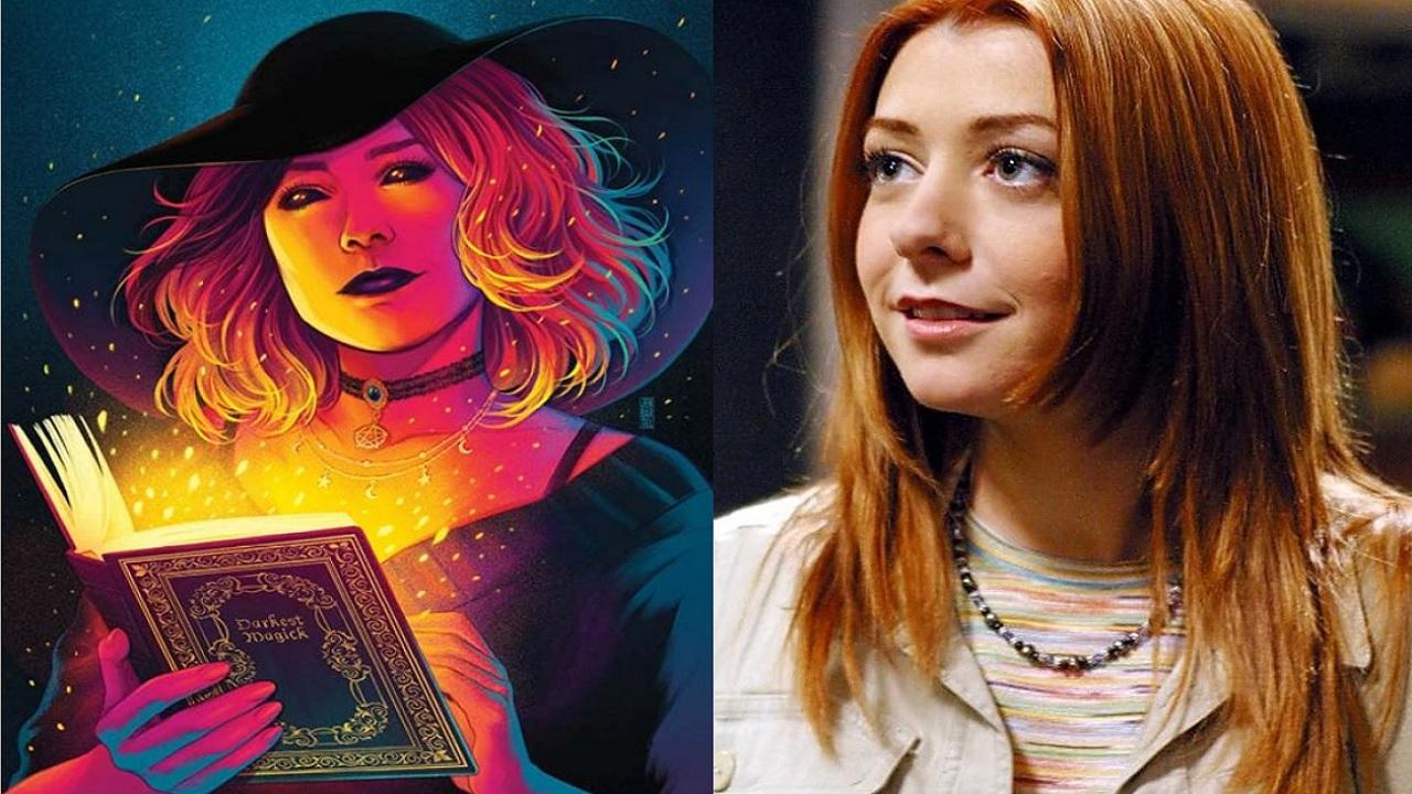 Annunciata una miniserie a fumetti di Buffy dedicata a Willow thumbnail