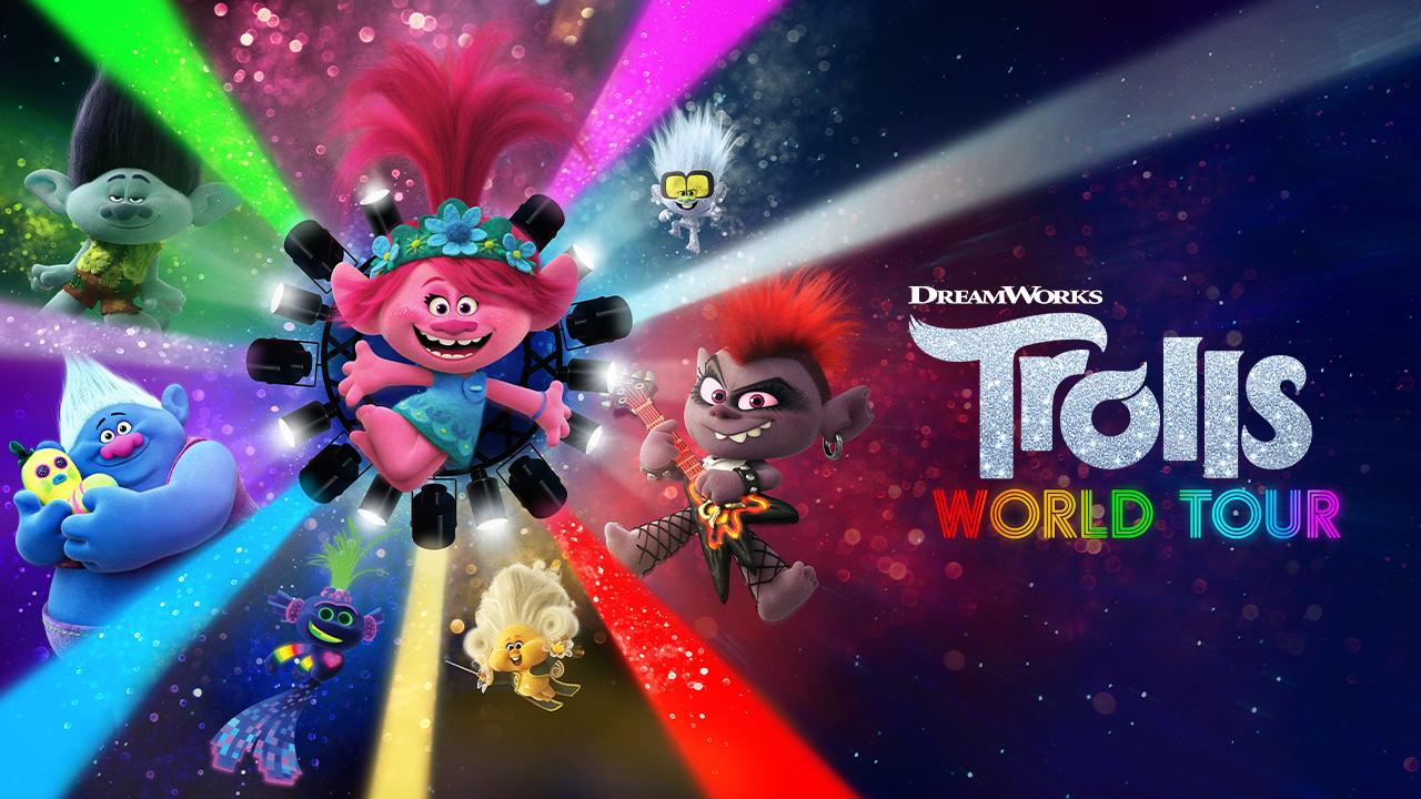 Trolls World Tour, ora disponibile su Rakuten TV thumbnail