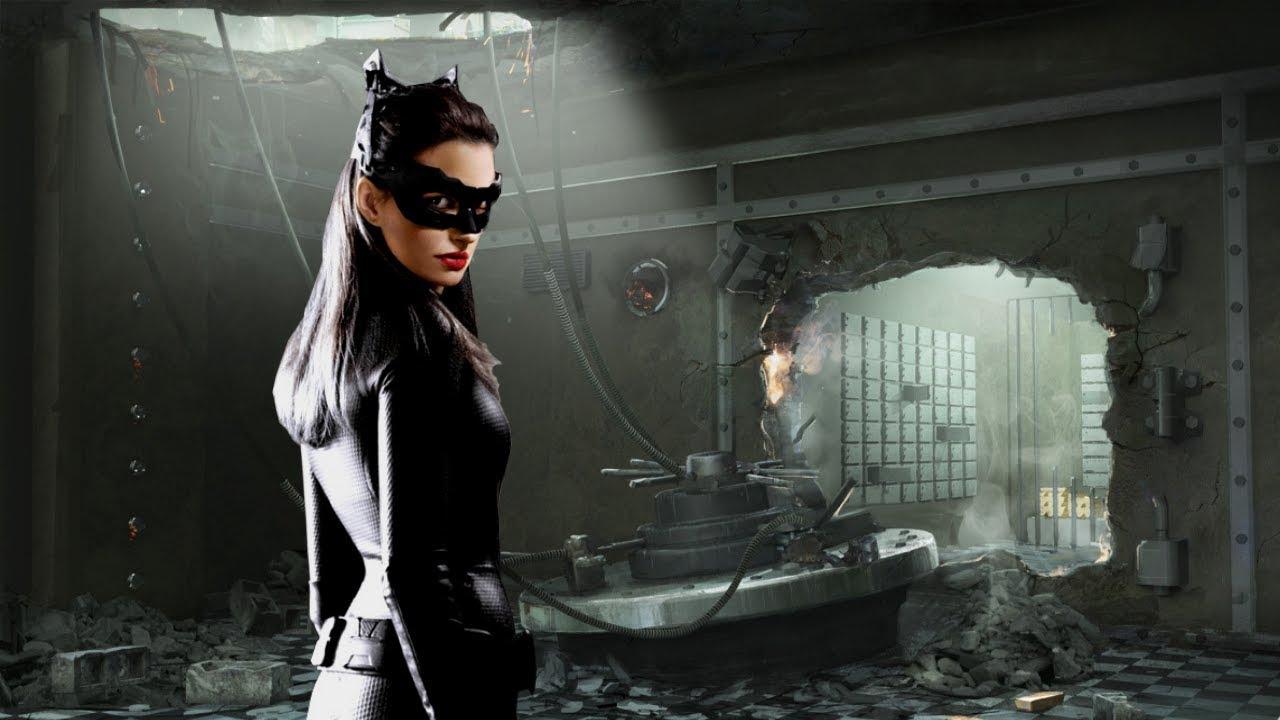 Anne Hathaway ha fatto il provino per Catwoman convinta che fosse per Harley Quinn thumbnail