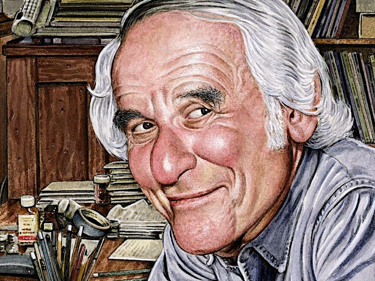 È morto Mort Drucker, storico disegnatore di Mad Magazine thumbnail