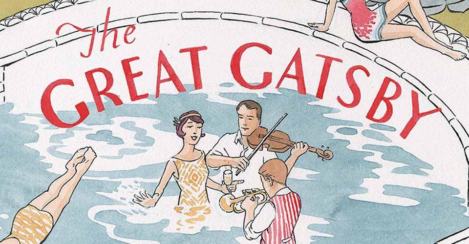 Il grande Gatsby diventerà un fumetto thumbnail