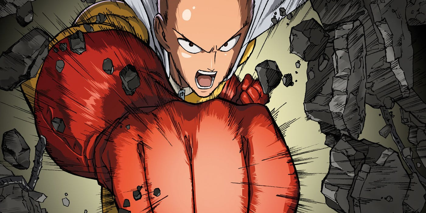 One-Punch Man torna in Discovery Edition thumbnail