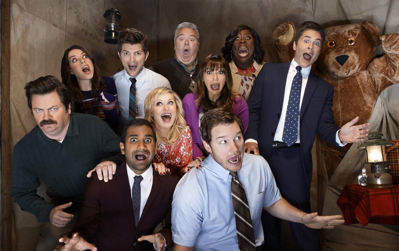 Il cast di Parks & Recreation si riunisce per beneficenza thumbnail