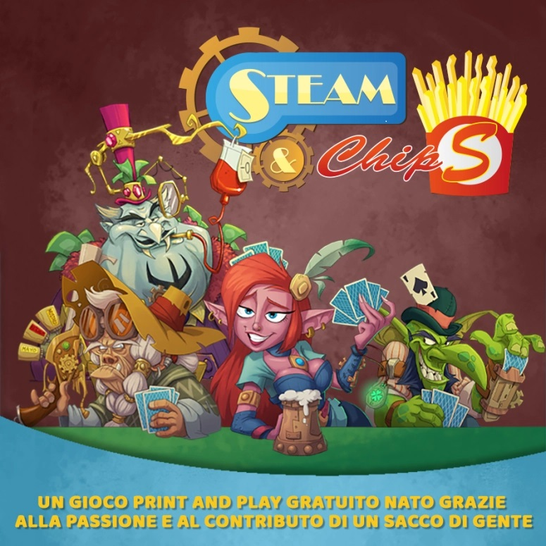 Steam & Chips disponibile thumbnail