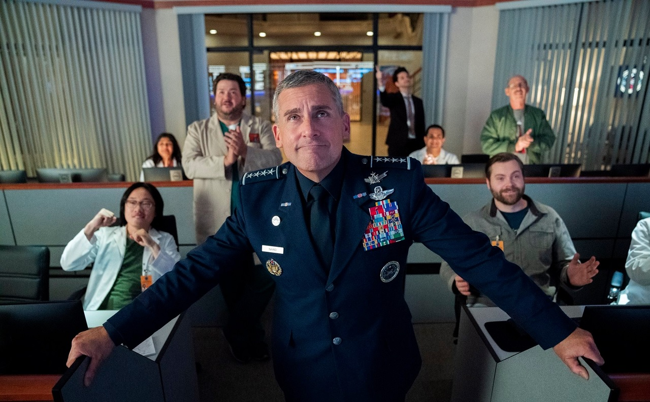 Steve Carell torna con il creatore di The Office per una serie Netflix thumbnail