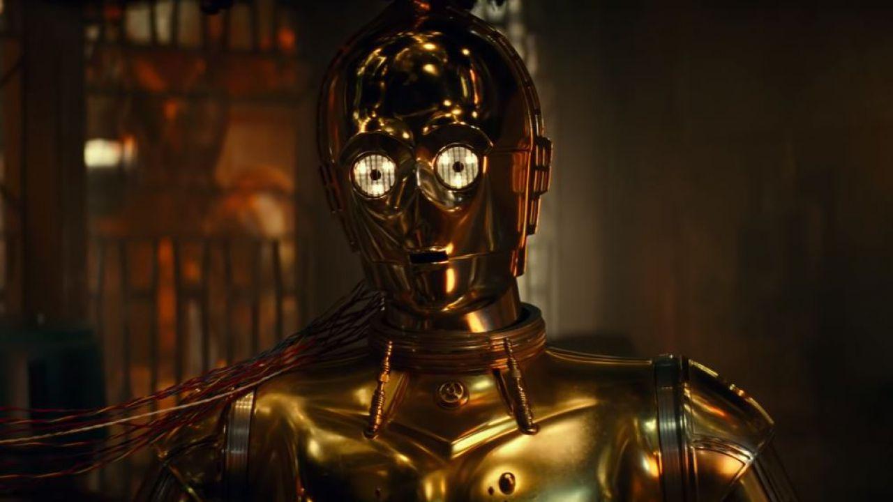 Il ruolo di C-3PO nell'ultimo Star Wars era molto più ampio thumbnail