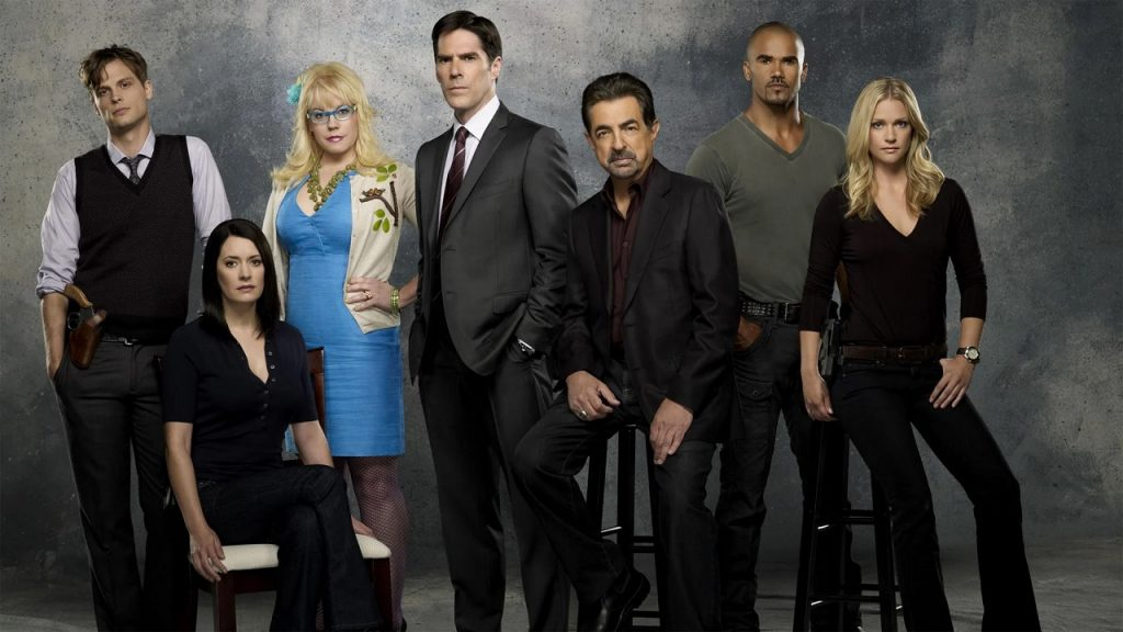 Criminal Minds serie tv lunghe