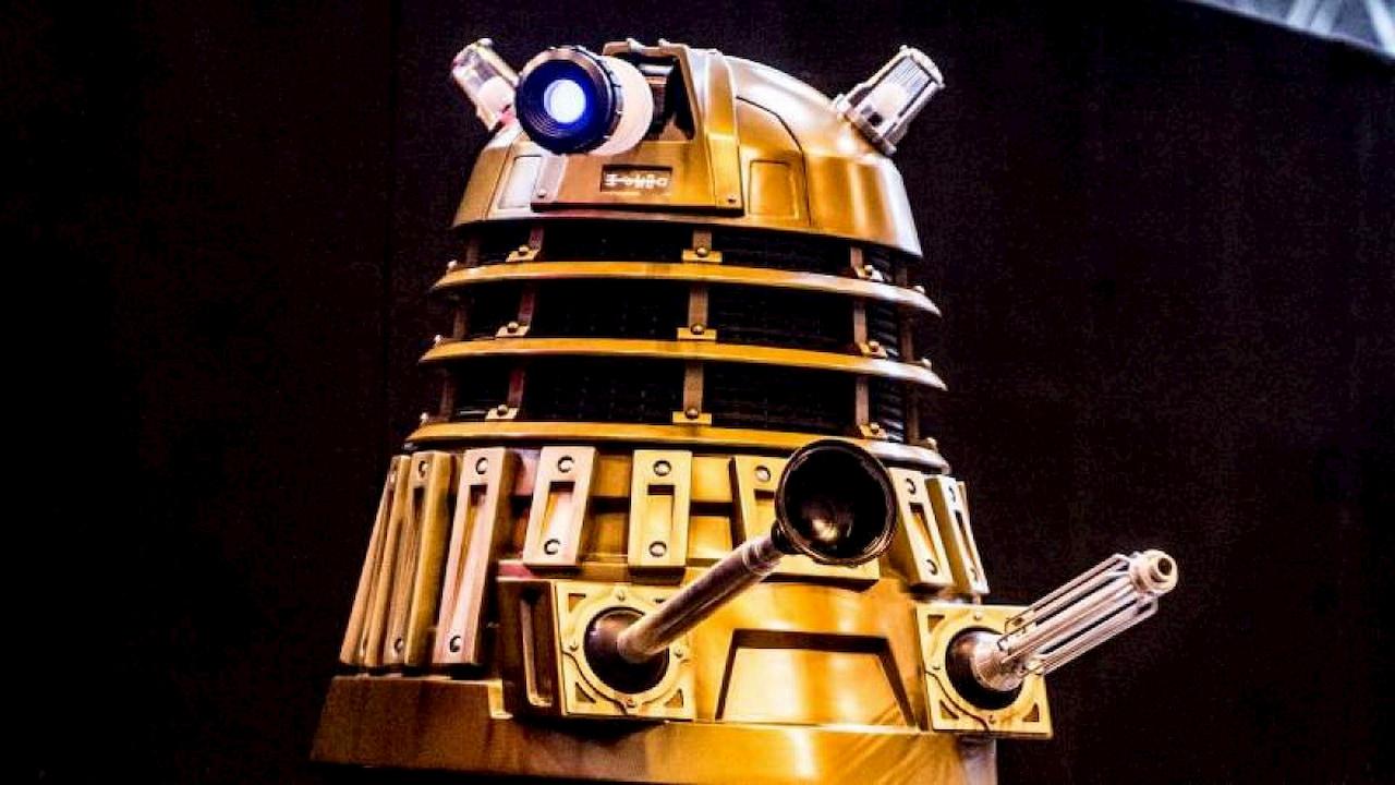 Anche i Dalek promuovono la quarantena thumbnail