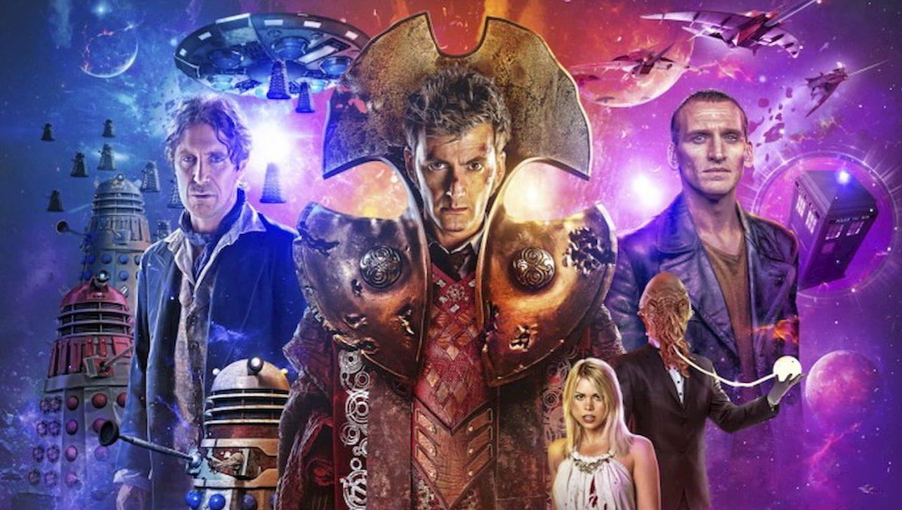Un nuovo maxi-evento di Doctor Who con Ottavo, Nono e Decimo Dottore thumbnail