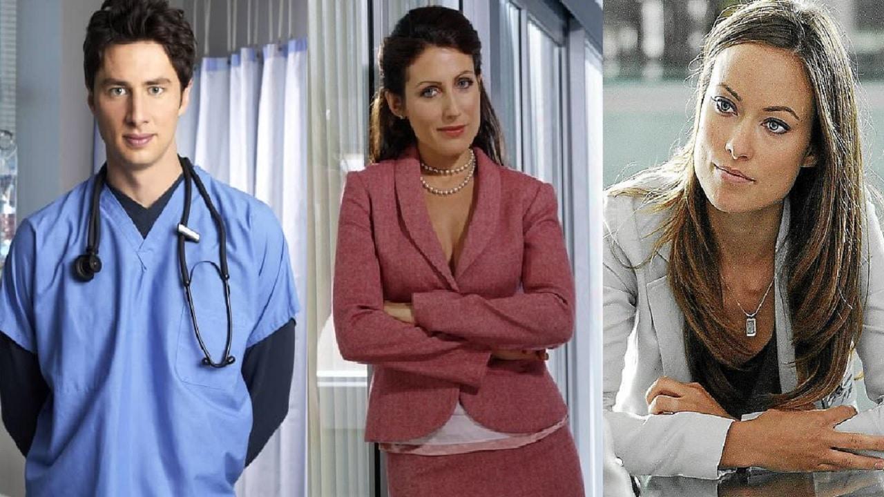 I dottori delle serie TV omaggiano il personale sanitario thumbnail