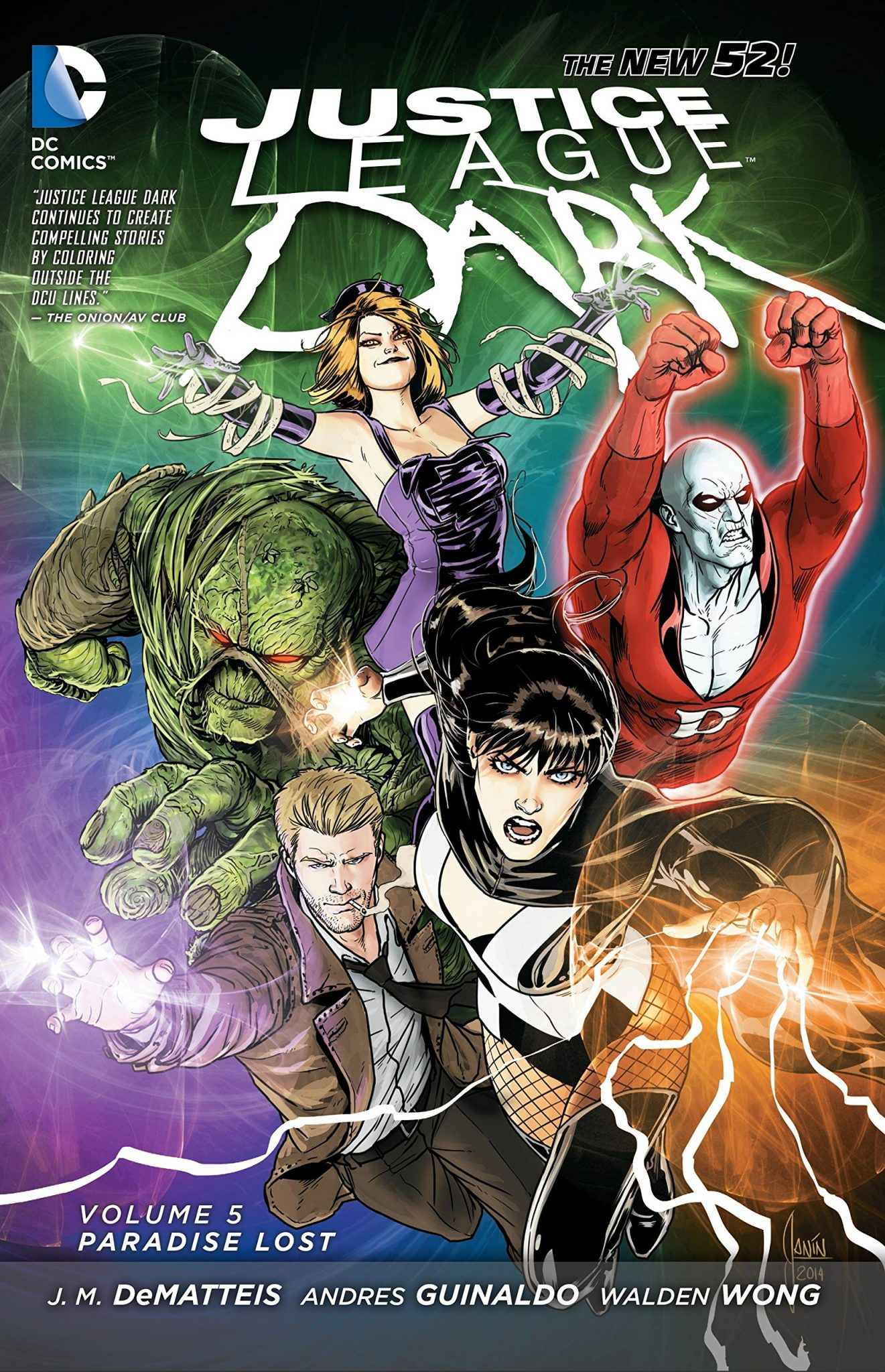 Justice League Dark diventa realtà su HBO Max thumbnail