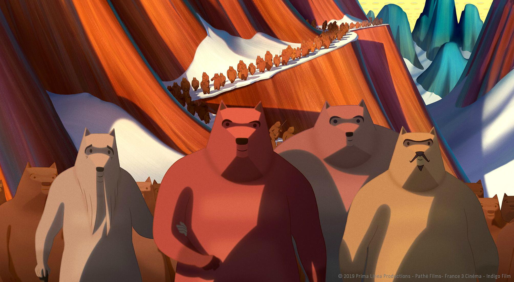 La famosa invasione degli orsi in Sicilia in Home Video thumbnail