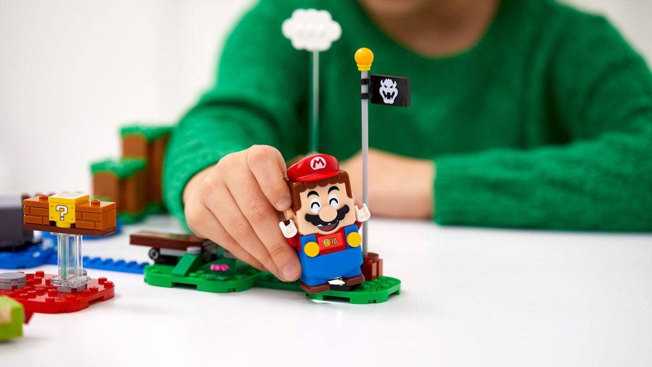 Al via i preorder per il set LEGO Super Mario thumbnail