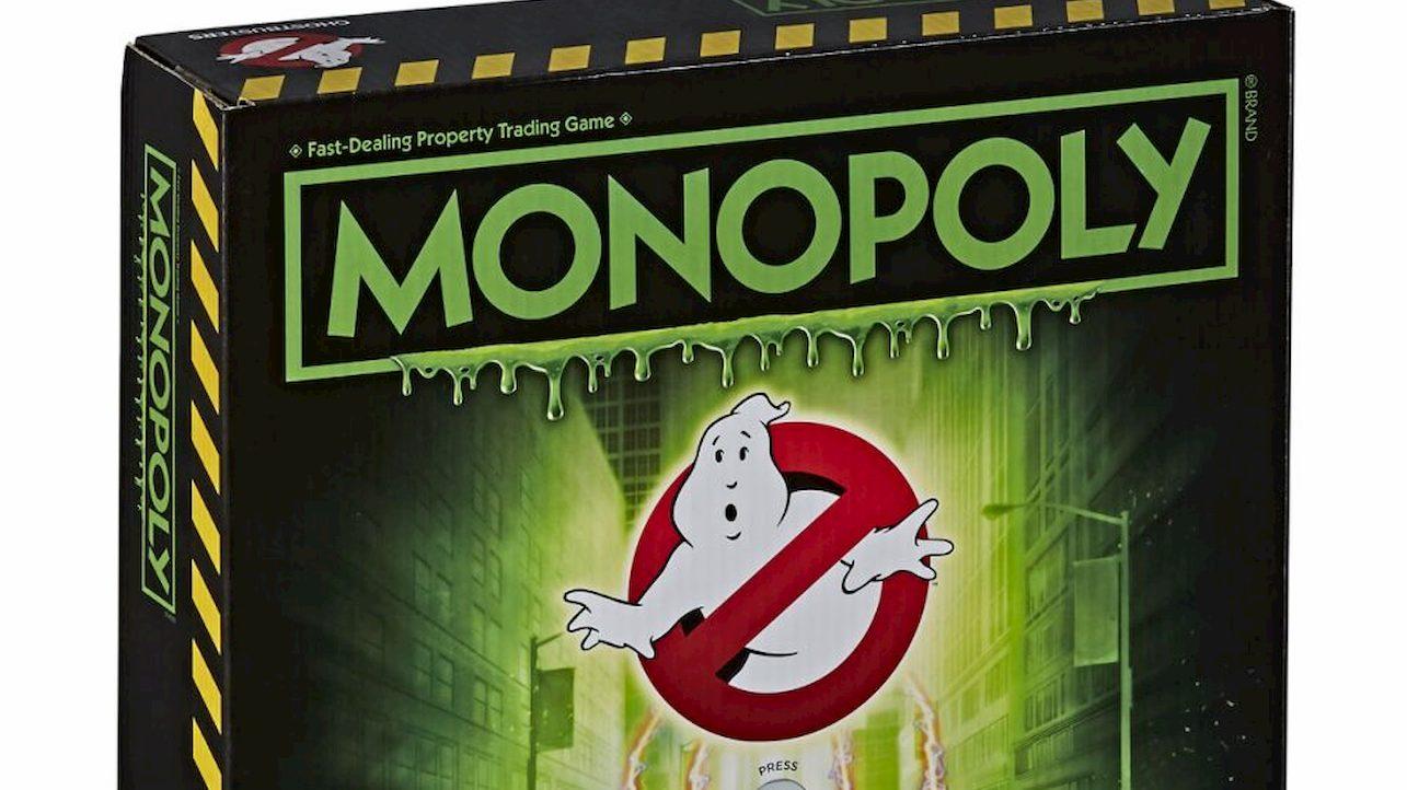 Il Monopoly dei Ghostbusters è in arrivo thumbnail