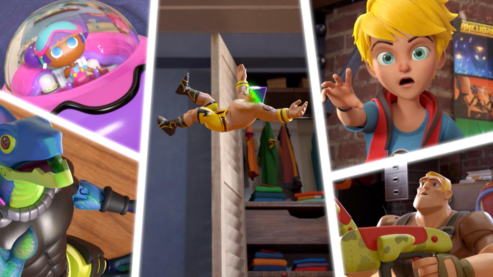 Su Cartoon Network arrivano i Power Players thumbnail